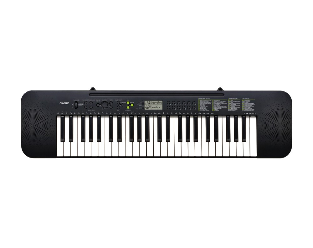 Casio Keyboard CTK 240