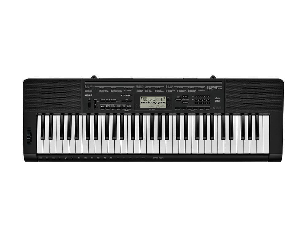 casio Keyboard CTK 3500