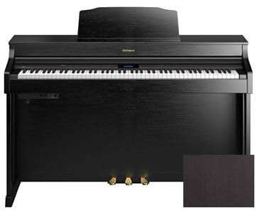 Digitalpiano schwarz matt Roland HP 603